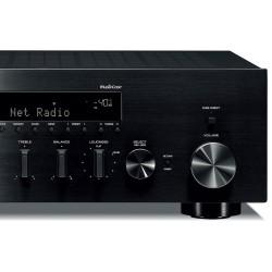 Yamaha R-N803D + CD-S300 Sieciowy zestaw stereo z DAB+ i MusicCast oraz Bluetooth, AirPlay i Wi-Fi