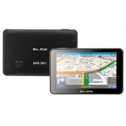 Blow GPS50V MapFactor Navigator...