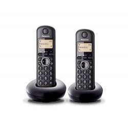 Panasonic KX-TGB212 Dect Black Duo...