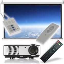 Projektor LED PROART Z4000 + Ekran...