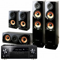 Pioneer VSX-933 + Pure Acoustics Nova...