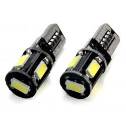 Żarówki LED CANBUS 5SMD...