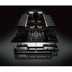 Yamaha R-N803D + CD-C600 + NS-777 Sieciowy zestaw stereo z CD, DAB+ i MusicCast oraz Bluetooth, AirPlay i Wi-Fi