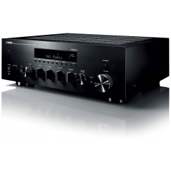 Yamaha R-N803D + CD-C600 + NS-555 Sieciowy zestaw stereo z CD, DAB+ i MusicCast oraz Bluetooth, AirPlay i Wi-Fi