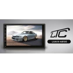 """LTC AVX-A8100 Stacja multimedialna z Android, ekran 7"""", microSD, USB, AUX, BT, GPS oraz kamerę cofania."""