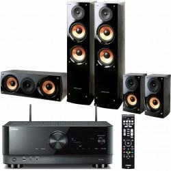 Yamaha RX-V4A + Pure Acoustics Nova 6...