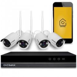 Camspot NVR 4.0 Monitoring Overmax,...