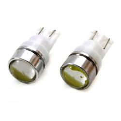T10 W5W 3xCOB HP 1,5W 12V Żarówki LED...