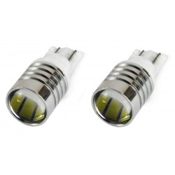 T10 W5W 3xSMD 7020 12V Żarówki LED...