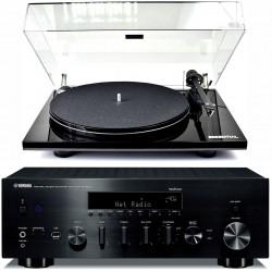 Yamaha R-N803D + Gramofon ESSENTIAL...