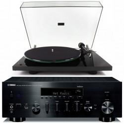 Yamaha R-N803D + Gramofon T1 PHONO SB...
