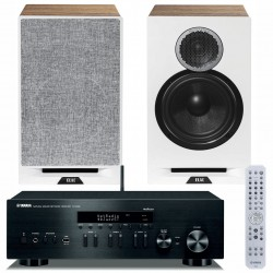 Yamaha R-N402D + Elac Debut Reference...