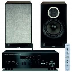 Yamaha R-N402D + Elac Debut...
