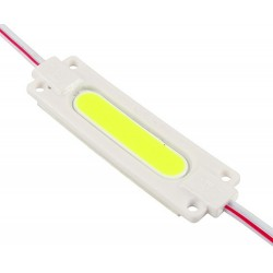 Moduł LED 2W, zielony, 180lm, 160°