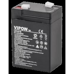 Akumulator żelowy VIPOW 6V...