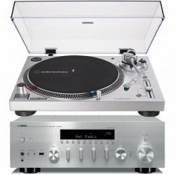 Yamaha R-N803D + Gramofon...