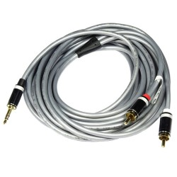 Kabel Vitalco 1.5m, Jack 3.5 - 2RCA,...