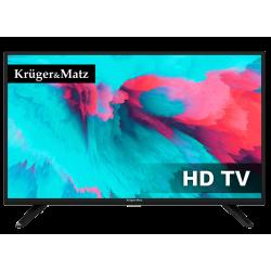 """Kruger&Matz KM0232-T2, Telewizor 32""""..."""