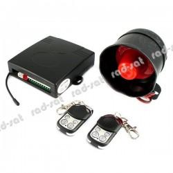 Samochodowy alarm z homologacją Peying PY-Y-3018