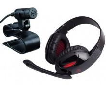 Słuchawki, mikrofony