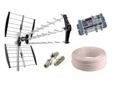 Instalacje antenowe RTV