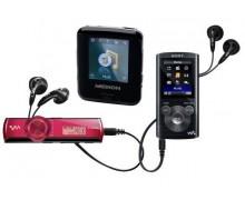 Odtwarzacze MP3 i MP4